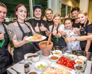 Choosing a Bangkok Cooking School