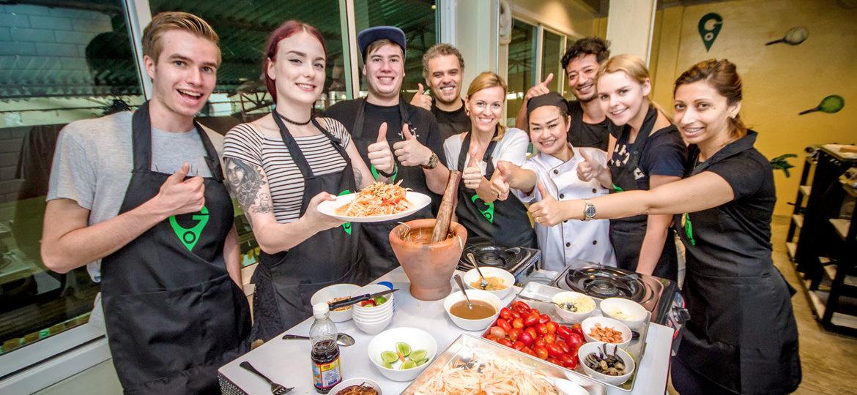 Choosing a Bangkok Cooking School - Go Thai Cooking School