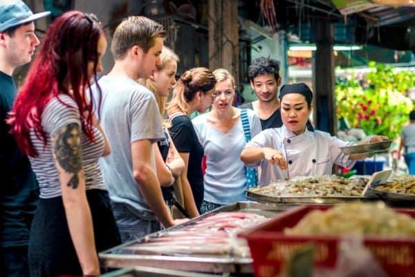 Cooking School in Bangkok - Menu 3
