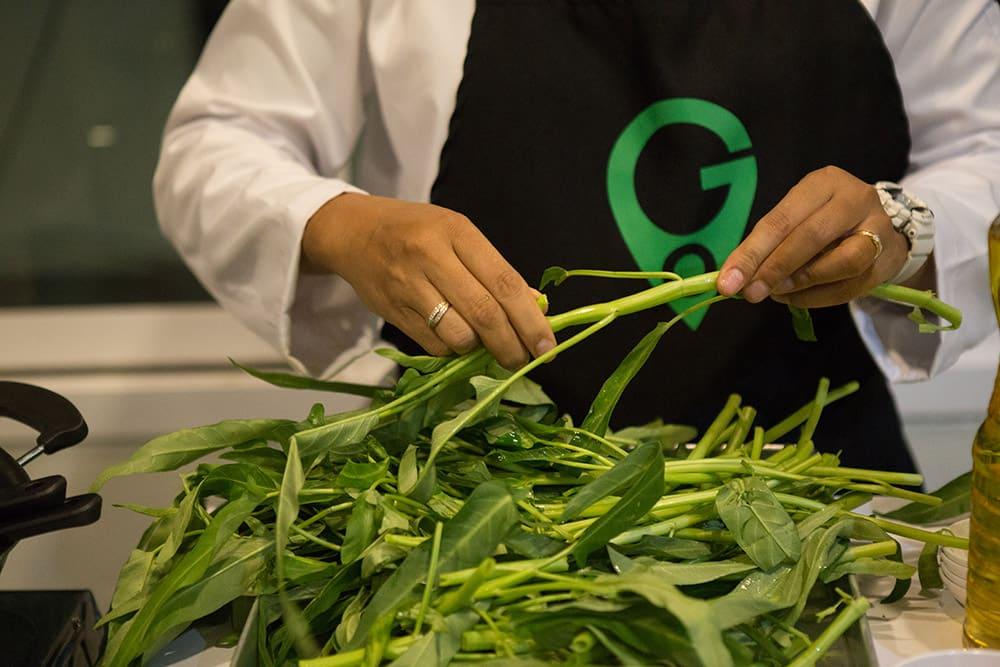 Go Thai Cooking School - Make your own menu