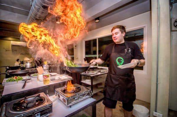 Thai Cooking School - Menu 2