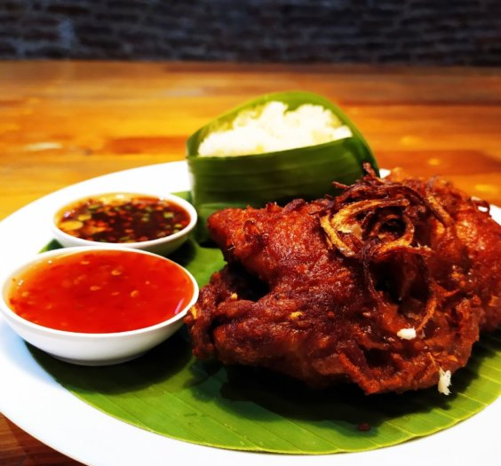 Thai Fried Chicken